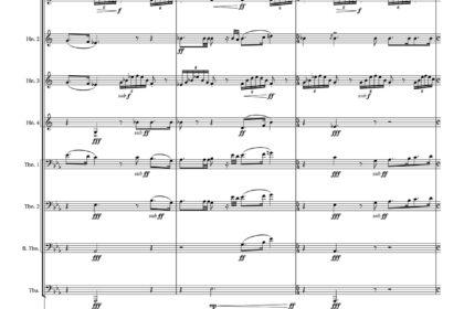 Skyward symphonic brass preview