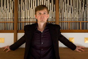 The International Concert Organist Frederik Magle
